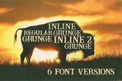 Buffalo Typeface Product Image 2
