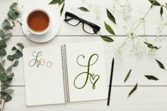 Hearty Monograms - Font  Product Image 6