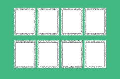 20 Coloring Border Pages Product Image 2