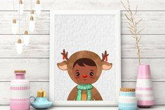 Christmas Clipart Boys Product Image 4