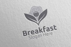 Fast Food Breakfast Delivery Logo 18 Product Image 2