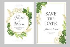 Wedding invitations set #3 Product Image 2
