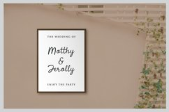 Cathlyne - A Casual Calligraphy font Product Image 5