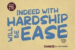 Chakie - Retro Brush Fonts Product Image 4