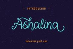 Ashalina Duo Font Product Image 1