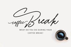 Bartdeng Handwritten Font | NEW Product Image 4