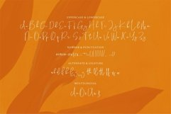 Web Font Ataliya - A Hand Draw Script Font Product Image 3