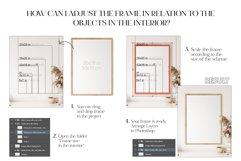 Frame & Wall Mockup Bundle - 7 Product Image 4