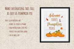 Autumn Printables & Illustrations Product Image 2