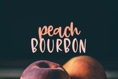 Peach Bourbon Product Image 1