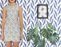 Elegant floral seamless patterns and hand drawn elements Product Image 4