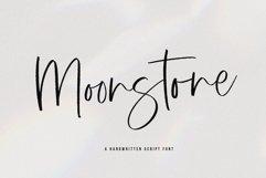 Moonstone - A Handwritten Script Font Product Image 1