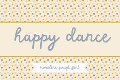 Happy Dance Script Font Product Image 1
