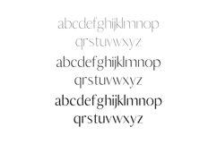 Berton Sans Serif Typeface Product Image 3