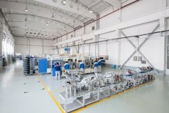 Factory for the production and assembly of car headlights Product Image 1