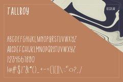 Tall Boy   Handwriting Font Product Image 4