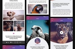Panda Mobile UI Kit Product Image 10