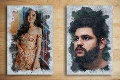 Creative Portrait - Photoshop Template Product Image 3
