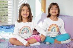 Boho Rainbow SVG bundle - png dxf eps Product Image 3