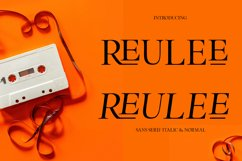 Reulee Product Image 1
