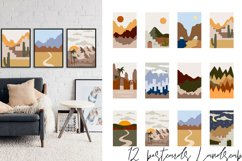 Abstract Landscape Creation Kit Product Image 2