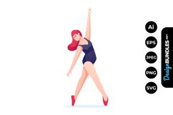 Dancer Clipart Product Image 1