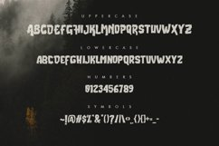 Buster Typeface Product Image 2