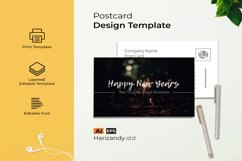 Event of the years post card Product Image 1