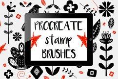 Procreate stamp brushes Product Image 1