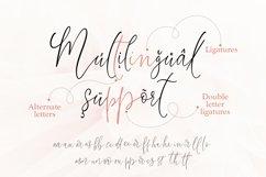 Little Girl. Gentle Script Font. Product Image 4