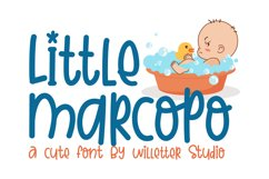 Little Marcopo Product Image 1