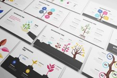 Tree Infographic Powerpoint Template Product Image 2