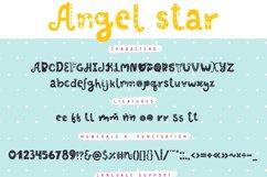 Angel Star - Decorative Typeface Product Image 4