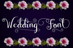 Wedding Font Product Image 1