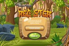 Growth Forest Display Font Product Image 5
