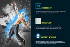 Poster Maker photoshop action Product Image 5