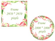 Herbal set with flowers Product Image 3