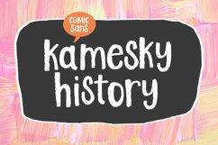 Kamesky History Product Image 1
