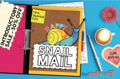 Happy Snail Mail Product Image 1
