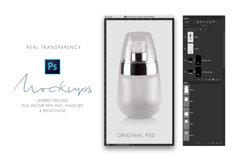 20 Cosmetic Mockups Product Image 4
