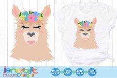 llama face svg, alpaca svg, llama bundle svg, Eyelashes Head Product Image 4