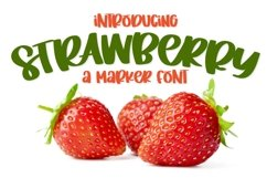 Strawberry Product Image 1