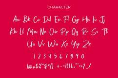 Brondong Modern Script Font Product Image 6
