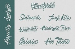 Frankfield Font Product Image 7