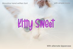 Kitty Sweet Product Image 1