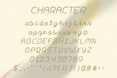 Island Nation - cool, minimalistic and modern display font Product Image 6