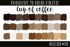 Charcoal Procreate color palette Product Image 1