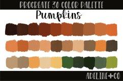 Pumpkins Procreate Color Palette Product Image 1
