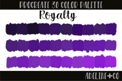 Royalty Procreate Color Palette Product Image 1