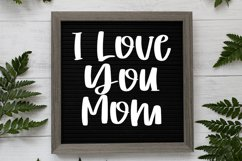 A Mothers Love - Beauty And Love Font Product Image 4